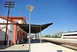 Estación de tren de Zafra, Badajoz, España
