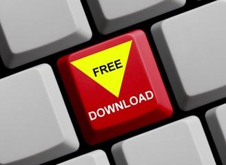 Rote Taste: Free Download