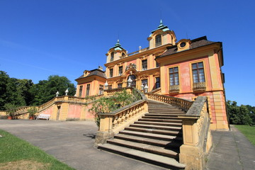 barqoue Favourite Castle of Ludwigsburg