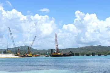 Ocean Construction