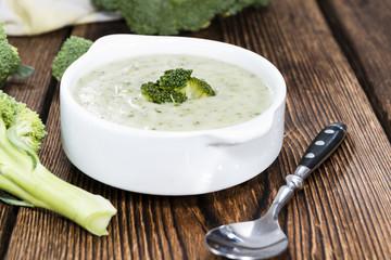 Homemade Broccoli Soup