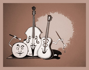 Merry musical instruments
