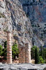 Delphi, Grece