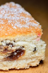 Fuit Cake Slice 01