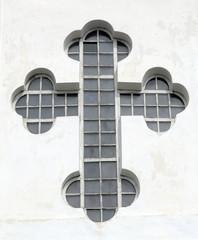 orthodox church window
