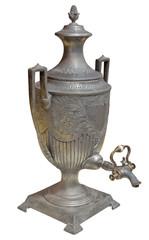 Retro silver jug