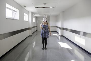 Murderer in hospital