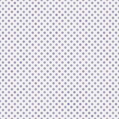 Light Purple and White Small Polka Dots Pattern Repeat Backgroun