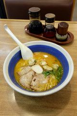 Tomyam Ramen - Japanese food in Thai style