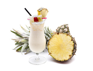 piña colada fruit