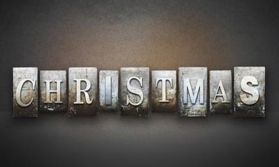 Christmas Letterpress