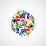logo peinture - 70034653
