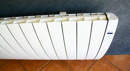 radiateur électrique,blanc,moderne