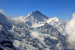 canvas print picture - alpen schweiz