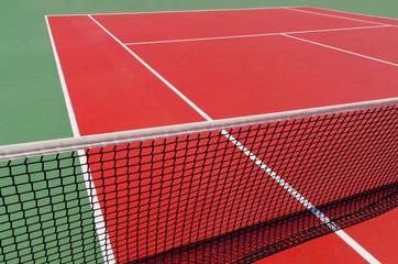 Tennis playground