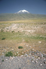 Mount Ararat, Agri Dagi mountain, Turkey