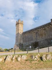 Rocca di Montalcino
