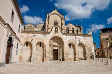 Matera, San Giovanni Battista church