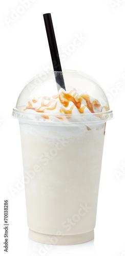Vanilla milkshake - 70038286