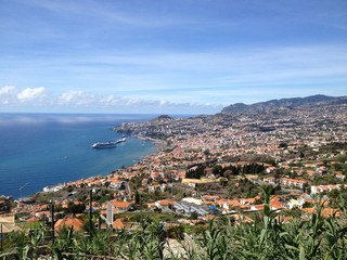 funchal view point