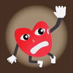 Heart hepless