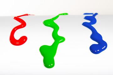 RGB Farben - Rot, Grün, Blau #05