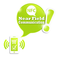 bulle NFC near field commmunication