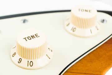 guitar tone knob