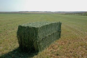 Fardo agrícola