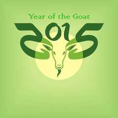 The year of enlightened goat