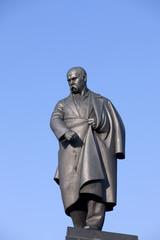 National hero Taras Shevchenko
