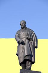 The patriotic Shevchenko image