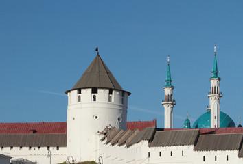 Konsistorsky tower, Kazan Kremlin