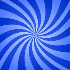 Blue swirl design background