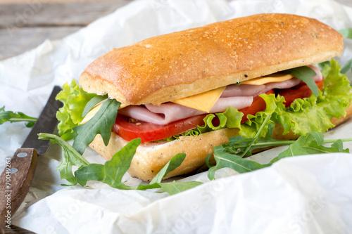 Big sandwich - 70049263