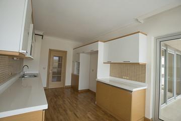 New Empty Kitchen