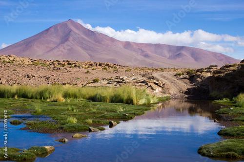 canvas print picture Bolivia