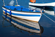 Obrazy na płótnie, fototapety, zdjęcia, fotoobrazy drukowane : Traditional fishing boat at Halkidik peninsula  Greece