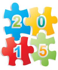 2015 puzzle