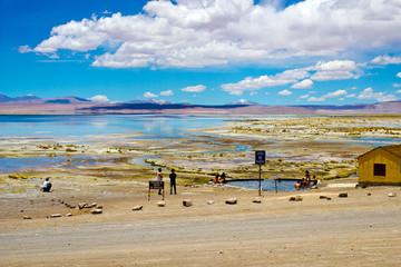 Acque termali,Bolivia