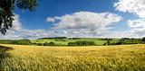 Fototapeta Saarland – Landschaft bei Eiweiler / Heusweiler