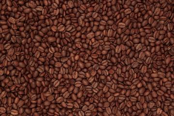 Textur - Kaffeebohnen