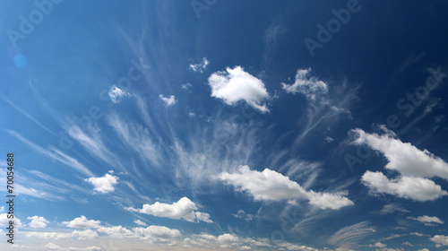 blue sky - 70054688