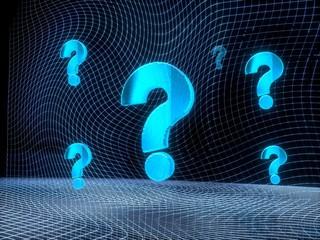 network question symbol