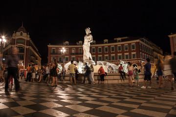Nice, Monaco, Antibes, Etze, Grasse, stalls and small markets