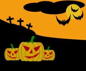Pumpkin to Night