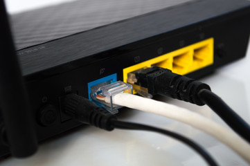 Internet cable modem