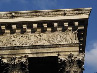 Iglesia de la Madeleine en París