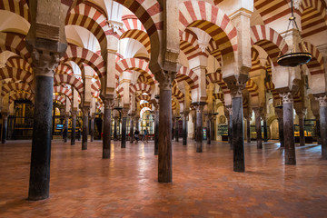 スペイン メスキータ The Mosque-cathedral of Córdoba