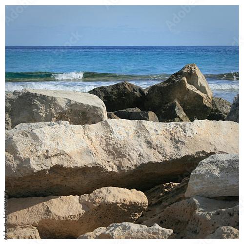 canvas print picture Formentera